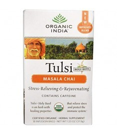 Tulsi Masala Chai Tea Bag 37.8g