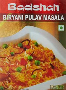 Badshah Biryani Pulav Masala 100g