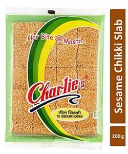 Charle Til Chikki Pillow Pack 200g