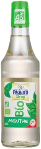 Paquito Bio Sirop Menthe 50cl