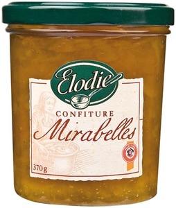 Elodie Mirabelle Jam 370g
