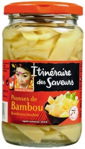 Itineraire Des Saveurs Push Bamboo 200g
