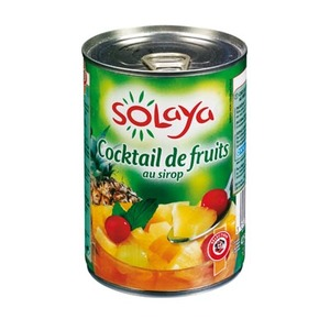 Paquito Mixed Fruit Cocktail In Syrup 250g