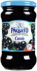 Paquito Blackcurrant Light Jam 335g