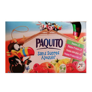 Paquito Raspberry Light Jam 335g