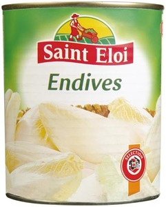St Eloi Endives Nat. 530g