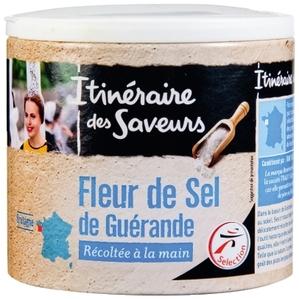 Itineraire Des Saveurs Fleur Sel Guerande 125g