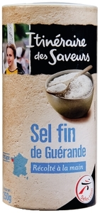 Itineraire Des Saveurs Salt Of Guerande 250g