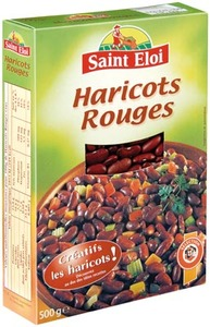 St Eloi Haricot Rouge Et 500g