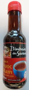 Itineraire Des Saveurs Sauce Nuoc Mam 125ml