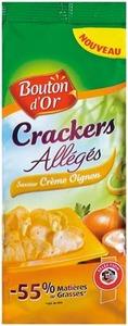 Bouton Dor Onion Crackers 100g