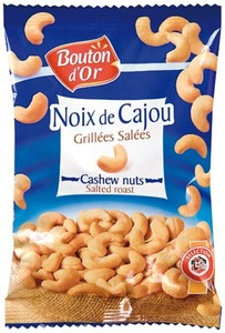 Bouton Dor Cashew Nuts 200g