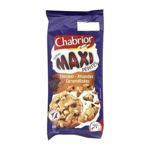 Chabrior Max Chocolate Cookies 184g