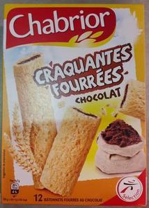 Chabrior Biscuits Crazy Chocolate 200g
