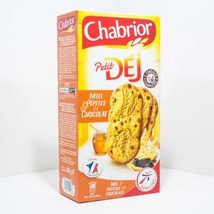 Chabrior Breakfast Honey Biscuits 400g