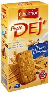 Chabrior Breakfast Chocolate Biscuits 400g