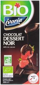 Ivoria Bio Chocolate 200g