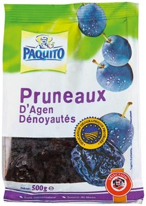 Paquito Dried Plums Agen 500g