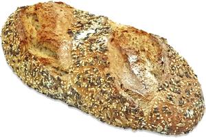 Premium Sourdough Grain Loaf  1pc