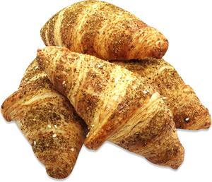Mini Croissant Thyme 6pcs