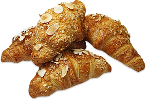 Mini Almond Croissant 6pcs