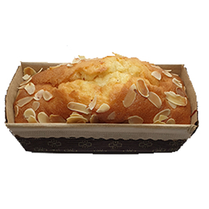 English Cake Almond 1pc
