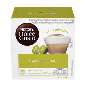 Nescafe Dolce Gusto Cappuccino Coffee 16capsules