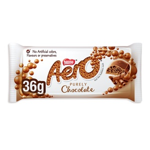 Aero Chocolate Milk Bar 36g