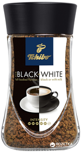 Tchibo Black N White Instant Coffee 100g