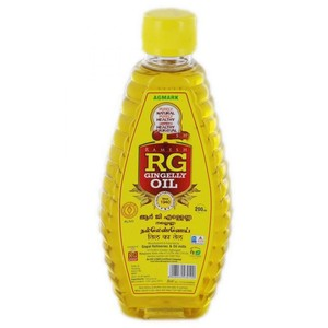 Rg Gingelly Oil 500 Ml 500ml