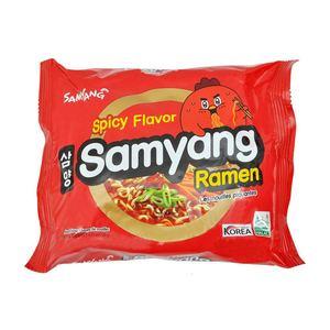Samyang Noodles Spicy 120g