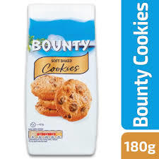 Bounty Cookies Soft Baked 180g