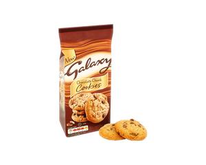 Galaxy Cookies Chocolate 180g