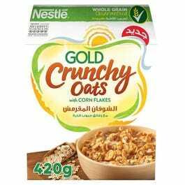 Nestle Gold Cereals Crunchy Oats 420g