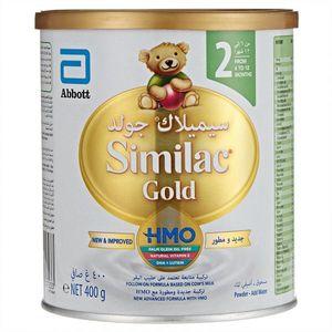 Similac Baby Milk Powder Gold 2 Hmo 400g