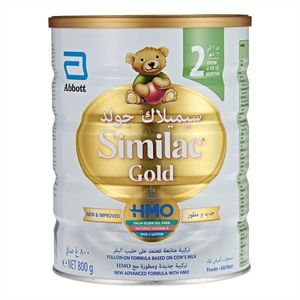 Similac Baby Milk Powder Gold 2 Hmo 800g