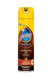 Pledge Furniture Polish Spray Revive It Moist Oil 250ml