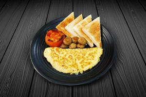 Omelette 1serving