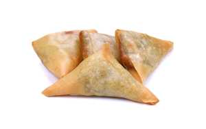Vegetable Samosa 1serving