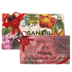 Alchimia Vegetal Soap+ Rose Soap 200g+125g