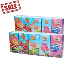Disney Pocket Tissue Assorted 10x2s