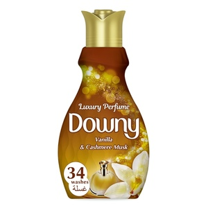 Downy Perfume Collection Concentrate Fabric Softener Feel Luxurious 1.38L