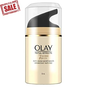 Olay Face Moisturizer Total Effects Duo Anti Ageing Day Cream+ Firming Night Cream 50ml+50ml