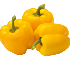 Capsicum Yellow Local 500g