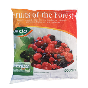 Ardo Fruits Of The Forest 500g