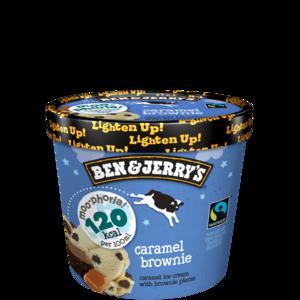 Ben & Jerry's Moophoria Caramel Brownie 100ml