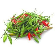 Chilli Bird Green Thailand 1pkt
