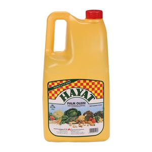 Hayat Vegetable Oil Jar 5L
