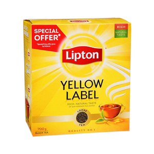 Lipton Yellow Label Black Tea Loose Tea 700g