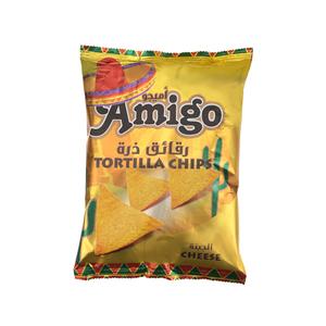 Amigo Tortilla Cheese Chips 100g